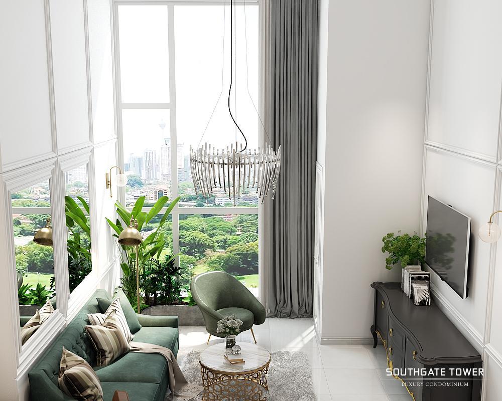 Điểm nhấn kiến trúc – yếu tố quyết định đến tiềm năng cho thuê của căn hộ Officetel