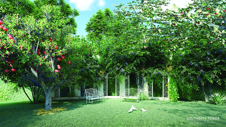 Vườn cây ăn quả Hoàng gia