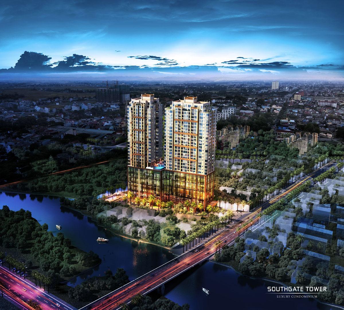 Bất động sản Khu Nam Sài Gòn tạo ra hấp lực lớn nhờ quy hoạch nghìn tỷ?